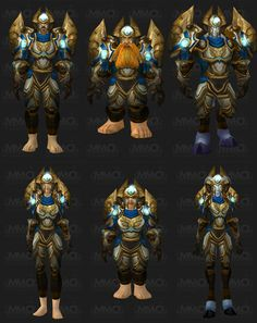 WoW Paladin Tier 9 Armor Here are some of the best World of Warcraft Alliance pics I could find online.