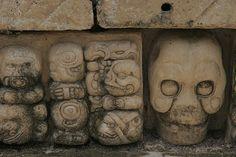 Copan, Honduras... creepy and beautiful place