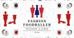 The Fashion foodballer - the new concept for everyone that loves #football  and would like to share it with some friends.  In a few days something changes in Florence: this is a great place where drink some beers with friends while you're watching the match or play soccer. Discover something more about this innovative idea and give us a feedback about the many new custom #promotionalproducts that we've created:  http://blog.sadesign.it/the-fashion-footballer/