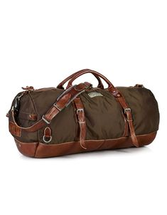 Men's | Bags | Nylon Duffel Bag | Hudson's Bay