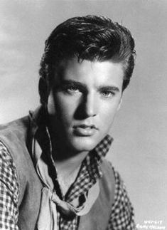 Ricky Nelson born Eric Hilliard Nelson was born May 8, 1940, in Teaneck New Jersey. He died (plane crash) in Texas, on New Year's Eve, 1985.