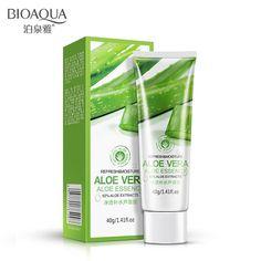 BIOAQUA skin care facial cream  Aloe vera collagen cream net through best face whitening cream
