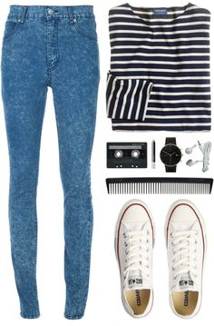 """""""One of a Kind."""" by florlin ❤ liked on Polyvore"""