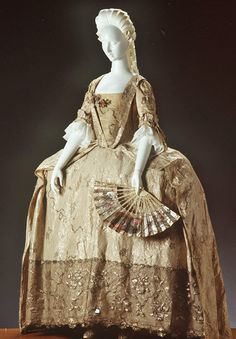 524 Best Women's Fashion in the 1700's images | 18th ...