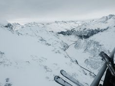 St Anton snow days