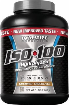 Dymatize ISO 100 Review