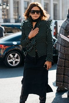 Seven Style Lessons From Paris Fashion Week