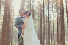 romance in the woods | James Green Photographer