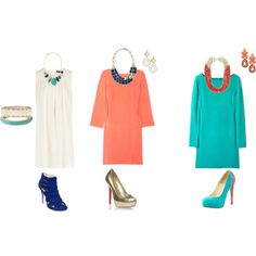 Shifts Paired with Stella & Dot, perfect for spring!  Find the jewels at www.stelladot.com/meghantinker