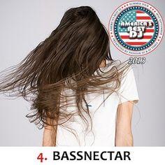 Bassnectar #4 Best DJ In America 2013