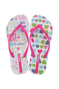 Ipanema Funky Kids Flip Flops / Sandals – Hearts – Go Shop Shoes Kids Flip Flops, Beach Flip Flops, Flip Flop Shoes, Style Blog, Ipanema Flip Flops, Flip Flop Fantasy, Designer Sandals, Womens Flip Flops, Ciabatta