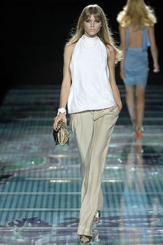 Versace Spring 2008 Ready-to-Wear - Collection - Gallery - Style.com