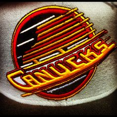 Vancouver Canucks throwback
