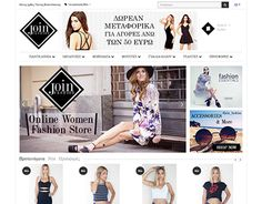 "Check out new work on my @Behance portfolio: ""E-Commerce with Women's Clothing…"