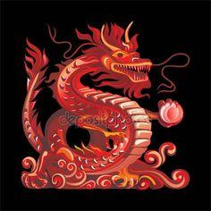 Afbeeldingsresultaat voor rode draak maya