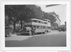 """04475 """"AUTOBUS IN SERVIZIO NEL 1934 ROMA-TIVOLI"""" ANIMATA,TRAMWAY, AUTO '30."""