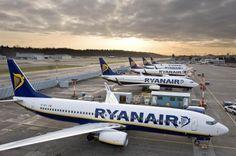 """Ryanair situará la base de su nueva flota fuera de Reino Unido por el """"Brexit"""""""
