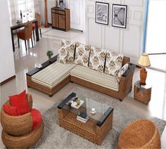 Rattan and Wicker furniture Manufacturer and Wholesaler Indoor Rattan Furniture, Furniture Sofa Set, Cane Furniture, Rattan Sofa, Pallet Furniture, Sofa Design, Interior Design, Duplex, Furniture Manufacturers