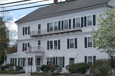 There have been reports of paranormal activity at Connecticut's oldest inn, The Curtis House. People have reported seeing shadows or apparitions of former employees wandering around the grounds and inside the building. The kitchen has reports of utensils being moved. If utensils had been removed for use or changed around, they would be found placed back in their original spots. Room 16 has claims of cold spots and sheets being moved or even taken off of you. Room 23 has reports of s