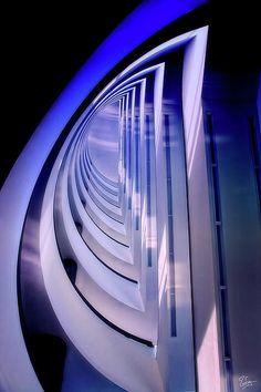 Blue Whale Staircase