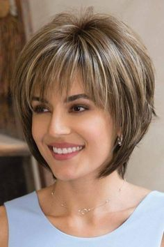 Hairstyles over 50 40 kurze Frisuren für Frauen über 50 40 penteados curtos para mulheres acima de 50 anos # 2018 # O cabelo fino Layered Haircuts For Women, Short Hairstyles For Women, Hairstyle Short, Hairstyle Ideas, Popular Haircuts, Short Layered Hairstyles, Bob Hairstyles With Fringe Over 50, Bangs Hairstyle, Style Hairstyle