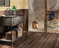Different Types Of Tile For Bathrooms
