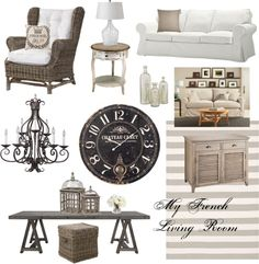 """""""My French Living Room"""" by sequin-diva on Polyvore"""