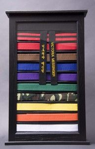 This is what I want for my belts