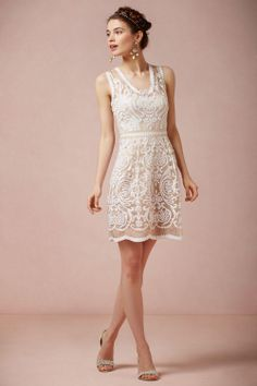 BHLDN - Pretty lace dress