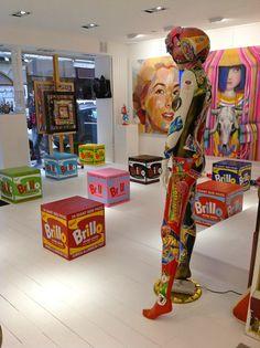 Galerie Géraldine Zberro Galerie d'art contemporain à paris dans le 8eme arrondissement.