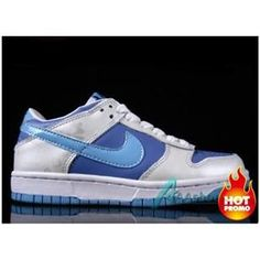 Womens Nike Dunk Low GS PBBL Grey IC bl-MTLC PLTNM-PRO