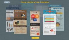 Visme: brinda las herramientas necesarias para crear diferentes contenidos multimedia e interactivos.