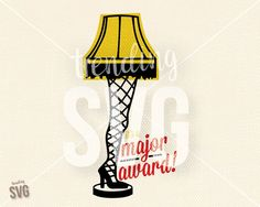 Joyland Limited Edition Print from Adam Bridgland. Christmas Story Leg Lamp, Christmas Lamp, Christmas Rock, Christmas Shirts, Christmas 2019, Christmas Ornaments, Funny Christmas Movies, Christmas Humor, Silhouette Png