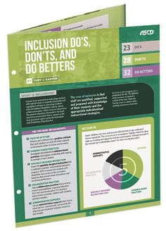 Noted inclusion expert Toby J. Karten details the essential do's, don'ts, and do betters for creating an inclusive classroom where all students are supported and receive the most effective instruction. Co Teaching, Tools For Teaching, Learning Goals, Student Learning, Gradual Release Of Responsibility, Habits Of Mind, Feedback For Students, Inclusive Education, Inclusion Classroom
