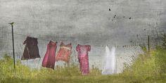 five dresses by jamie heiden, via Flickr
