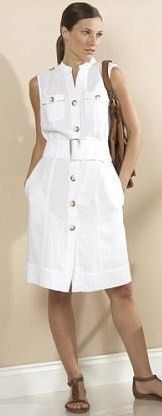 45 sugestões de roupas de linho para mulheres acima dos 50 anos 45 suggestions for linen clothing for women over 50 Casual Chic, Casual Wear, Casual Dresses, Short Dresses, Casual Outfits, Fashion Dresses, Summer Outfits, Summer Dresses, Summer Shoes