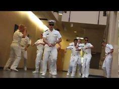 Gangnam Style Navy