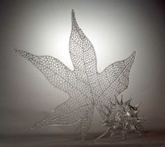 Fascinating Glass Sculpture by Robert Mickelson