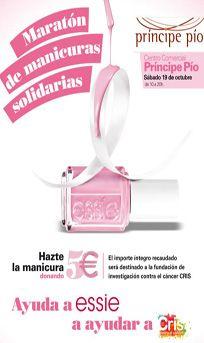 Maratón de Manicura Solidaria.