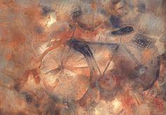 La Jornada / Francisco Toledo, La bicicleta (1975)
