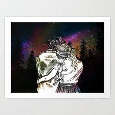 art print by Hannah Margaret