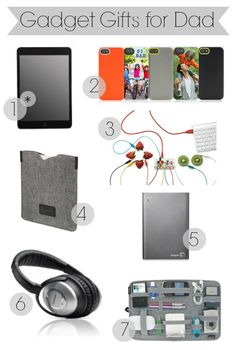 Gadget & Electronics Gifts for Dad from The Shopping Mama's Father's Day Gift Guide