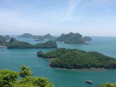 ang thong marine national park #thailand #angthong