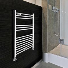 We have a huge range of Designer Heated Towel Rails to suit any bathroom.