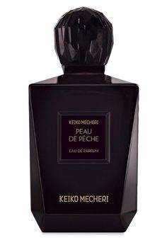 It's a good one: clean soapy peach. Peau de Peche Eau de Parfum  by Keiko Mecheri