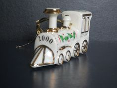 Lenox 2000 Train Engine Ornament
