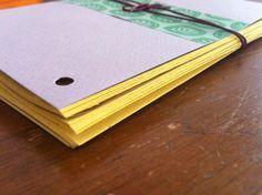 Sfogliami - Notebook Detail - Leaf