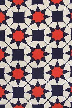 Graceland dress pattern floor
