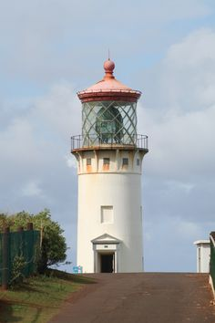 Lighthouse on Kauai