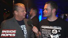 Bruce Prichard talks podcasting, Undertaker's last match & Impact Wrestling